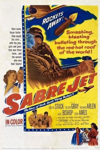 Poster of Sabre Jet