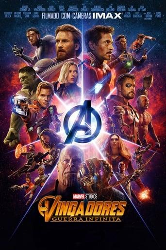 Vingadores: Guerra do Infinito
