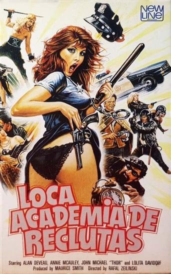 Poster of Loca academia de reclutas