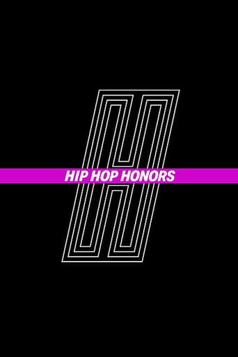 Poster of Hip Hop Honors