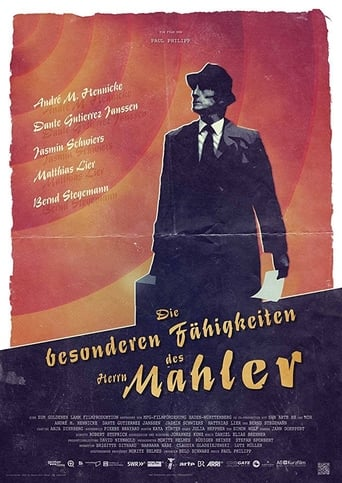 Poster of The Peculiar Abilities of Mr. Mahler