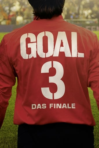 Filmplakat von Goal III - Das Finale