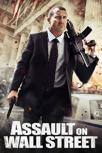 Poster of Assault on Wall Street