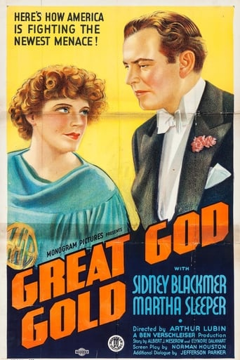 Poster of Great God Gold