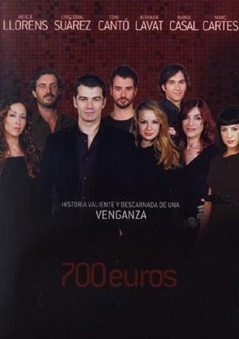 Poster of 700 euros, diario secreto de una call girl