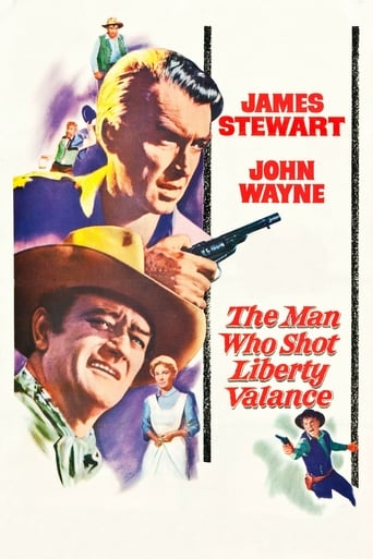 Poster of The Man Who Shot Liberty Valance