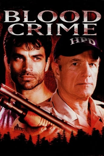 Poster of Blood Crime