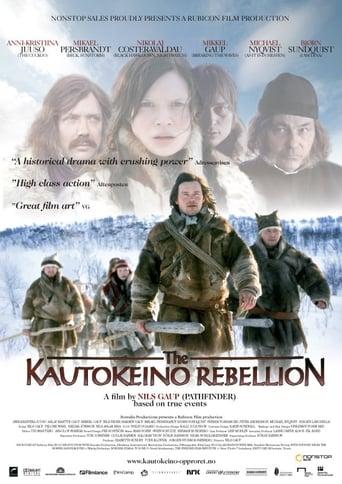 Poster of The Kautokeino Rebellion