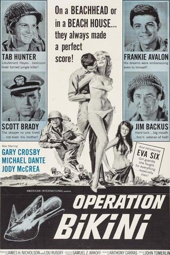 Poster of Operation Bikini