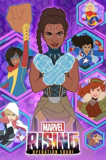 Poster of Marvel Rising: Operation Shuri