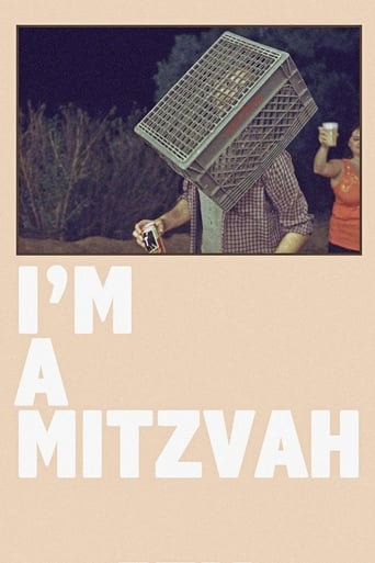 Poster of I'm a Mitzvah