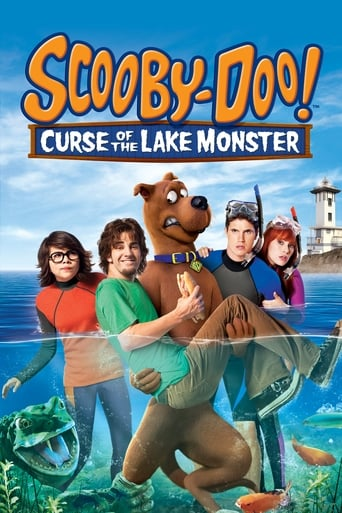 Poster of Scooby-Doo! Curse of the Lake Monster