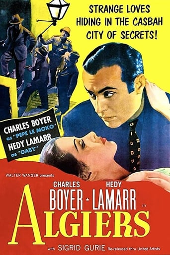 Poster of Algiers