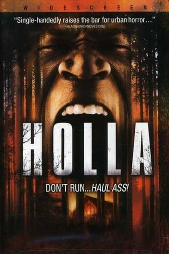 Poster of Holla