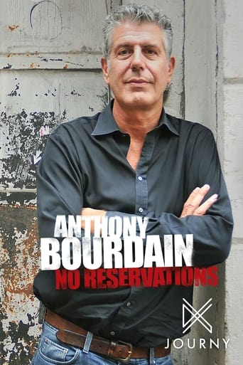 Poster of Anthony Bourdain: No Reservations
