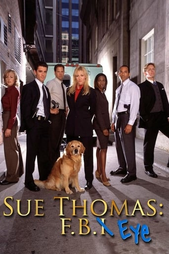Poster of Sue Thomas: F.B.Eye