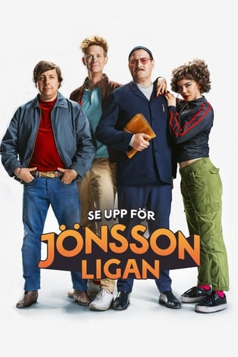 Poster of The Jonsson Gang