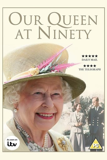 Poster of Our Queen at Ninety