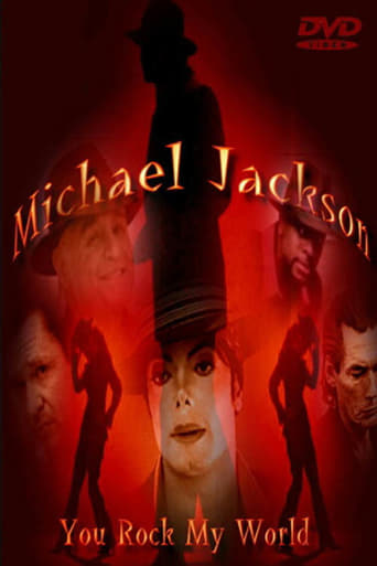 Poster of Michael Jackson - You Rock My World