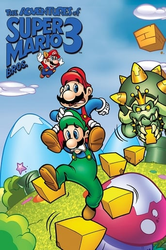Poster of The Adventures of Super Mario Bros. 3
