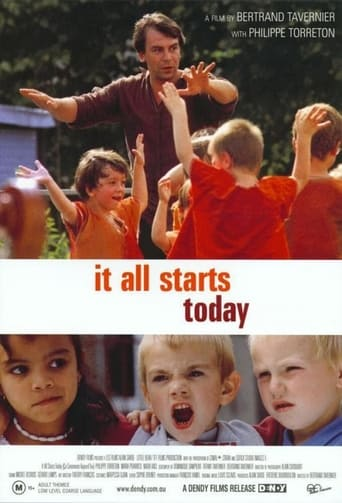 It All Starts Today
