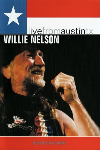 Poster of Willie Nelson: Live from Austin TX