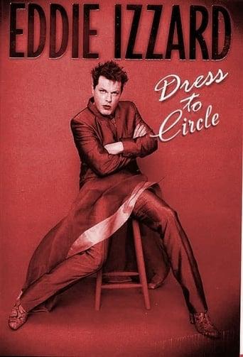 Poster of Eddie Izzard: Dress to Circle