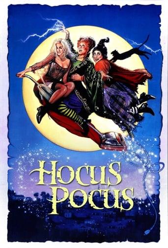Poster of Hocus Pocus