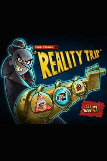 Danny Phantom: Reality Trip poster