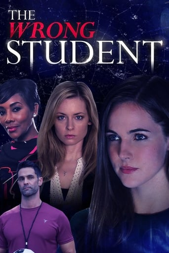 The Wrong Student poster