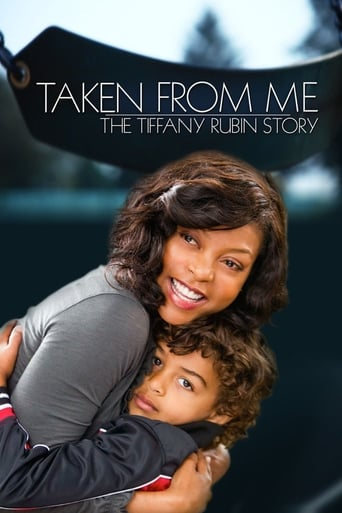Poster of Taken from Me: The Tiffany Rubin Story