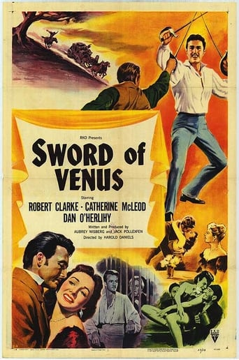 Poster of Sword of Venus