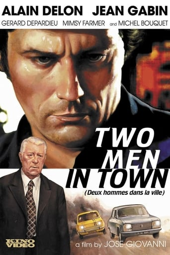 Poster of Two Men in Town