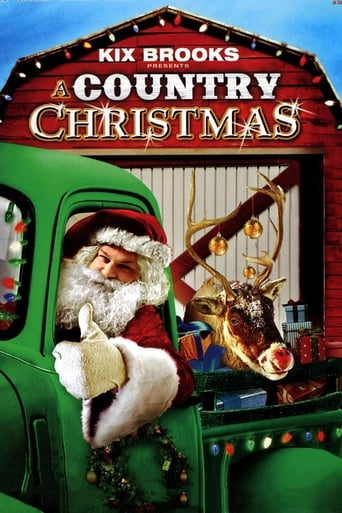 Poster of A Country Christmas