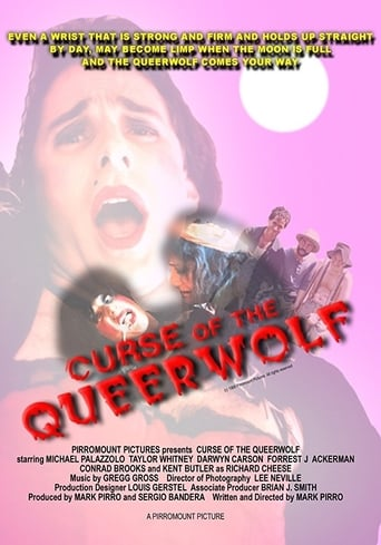 Poster of Curse of the Queerwolf