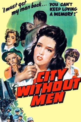 Poster of City Without Men