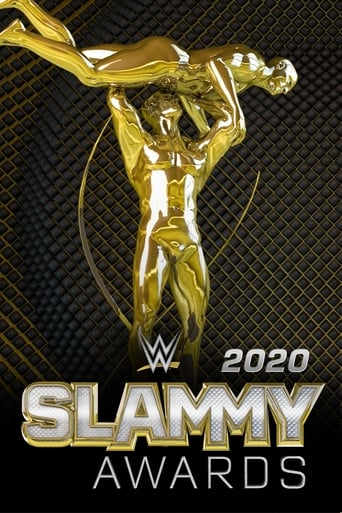 Poster of WWE Slammy Awards 2020