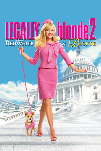 Poster of Legally Blonde 2: Red, White & Blonde