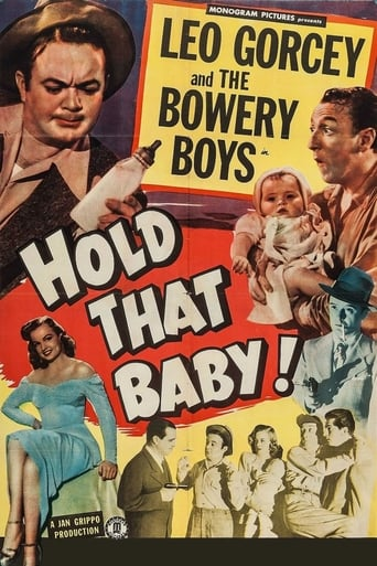 Poster of Hold That Baby!
