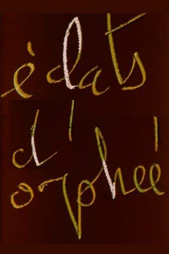 Poster of Éclats d'Orphée