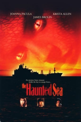 Poster of The Haunted Sea