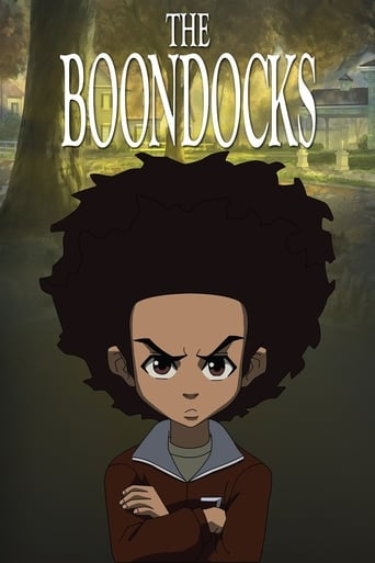 Poster of The Boondocks