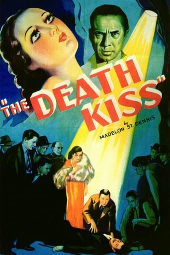 Poster of The Death Kiss