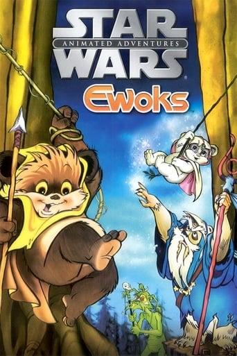 Poster of Star Wars: Ewoks