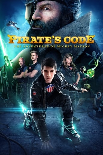 Poster of Pirate's Code: The Adventures of Mickey Matson