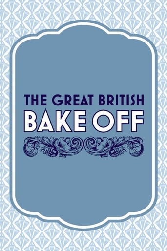 Poster of The Great British Bake Off