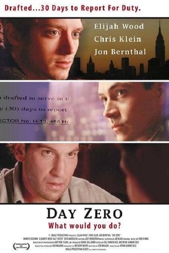 Filmposter von Day Zero