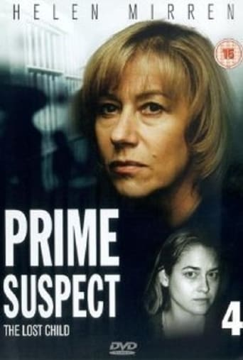 Poster of Prime Suspect: The Lost Child
