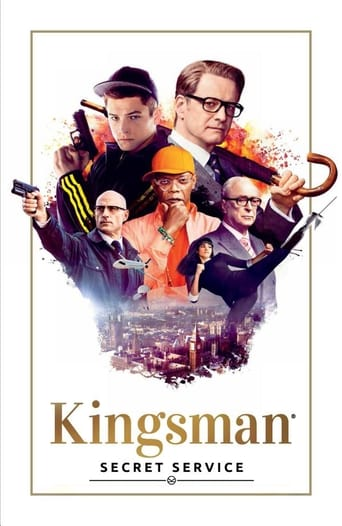 Poster of Kingsman: Secret Service