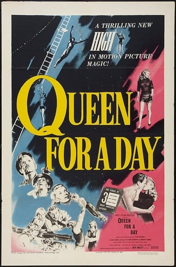 Poster of Queen for a Day